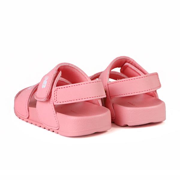 【韓國製】New Balance 韓版涼鞋 兒童涼鞋 小童鞋 玫瑰粉 NO.Y1614