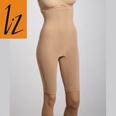 LZ-胸下S-XL高腰雕塑褲(膚)73392