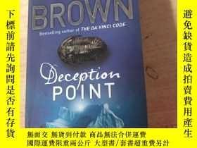 二手書博民逛書店Deception罕見Point 騙局Y25607 Dan Brown(丹·布朗) 著 Random Hou