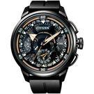 【台南 時代鐘錶 CITIZEN】星辰 100周年限量紀念款 鈦金屬GPS腕錶 CC7005-16G 玫瑰金 48mm