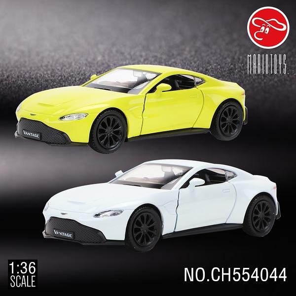 【瑪琍歐玩具】1:36 Aston Martin Vantage 授權合金迴力車/CH554044