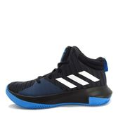 Adidas PRO Elevate 2018 K [AC7624] 大童鞋 籃球 運動 休閒 透氣 舒適 愛迪達 黑藍