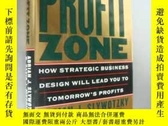二手書博民逛書店The罕見Profit Zone: How Strategic