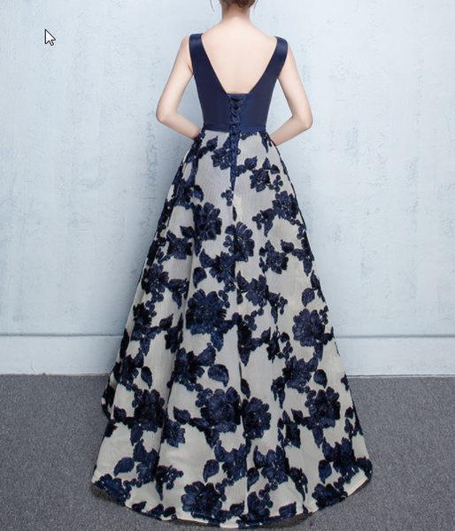 (45 Design)  訂做7天到貨 韓風婚紗禮服 晚宴 顯瘦性感晚宴結婚禮服婚紗 高級訂製服25