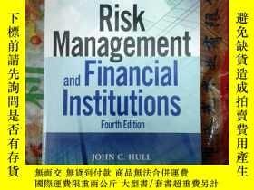 二手書博民逛書店Risk罕見Management And Financial Institutions (wiley Financ