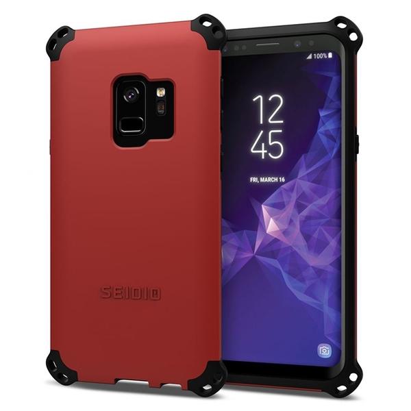 SEIDIO DILEX2018 軍規級四角防撞手機保護殼 for Samsung Galaxy S9