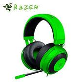 【Razer 雷蛇】Kraken Pro V2 Oval 北海巨妖 耳機麥克風 綠