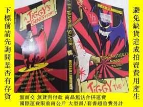二手書博民逛書店jiggy罕見the vampire slayer : 吸血鬼殺手吉吉Y200392