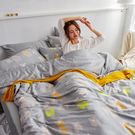 床包 / 雙人【嘿!熊熊】含兩件枕套  100%天絲  戀家小舖台灣製AAU201