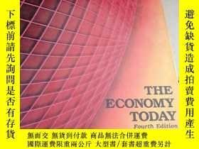 二手書博民逛書店The罕見Economy TodayY182287 不知道 不知道