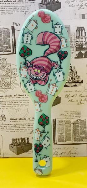 【震撼精品百貨】愛麗絲夢遊仙境_Alice~迪士尼公主系列證件套-梳子-妙妙貓#21483