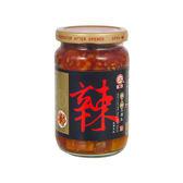 江記元氣辣豆瓣豆腐乳370g【愛買】