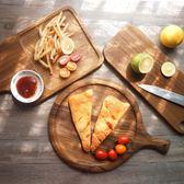 YAHOO618◮斑馬木面包板披薩盤實木無漆水果砧板 韓趣優品☌