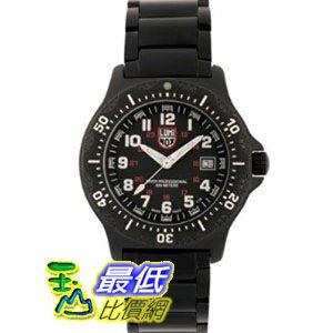 [美國直購 ShopUSA] Luminox 8402 Diver Watch, PVD Plated, Black $13244