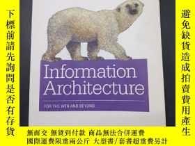 二手書博民逛書店Information罕見Architecture FOR TH