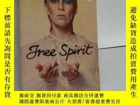 二手書博民逛書店FREE罕見SPIRIT (by Angela Bowie, a