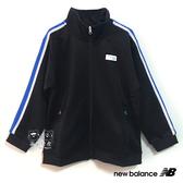 New Balance 童裝 2019新款 黑色 運動 拉鍊 立領 外套 NO.H2543