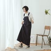 Queen Shop【01085340】大口袋設計斜布紋吊帶裙 兩色售 S/M/L*現+預*