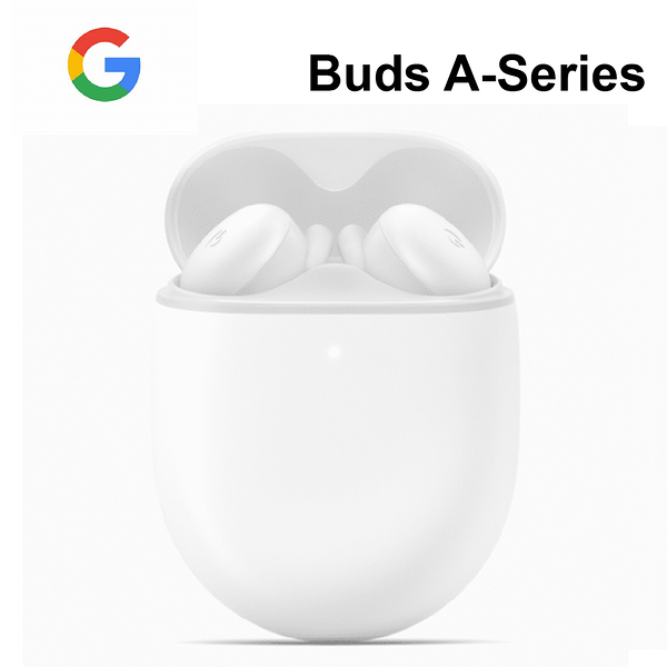 Google Pixel Buds A-Series藍牙耳機-白[24期0利率]