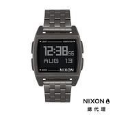NIXON BASE 街頭灰 / 復古電子錶 A1107-632 官方直營
