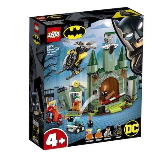 LEGO 樂高 76138 Batman and The Joker Escape