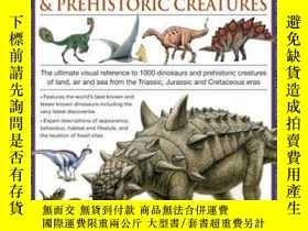 二手書博民逛書店World罕見Encyclopedia Of Dinosaurs & Prehistoric Creatures奇