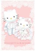 【P2 拼圖】夜光 Hello Kitty&Dear Daniel 夢幻婚禮 (1000片) HP01000-007