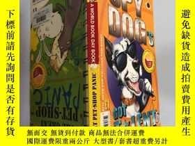 二手書博民逛書店Spy罕見dog s got Tolent 間諜狗已經到了Y200392