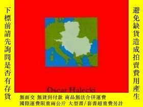 二手書博民逛書店Borderlands罕見Of Western CivilizationY256260 Oscar Halec