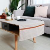 時尚可愛空間餐桌布 茶几布 隔熱墊 鍋墊 杯墊 餐桌巾桌旗783 (50*140cm)