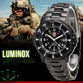 LUMINOX 雷明時 F-117 NIGHTHAWK 夜鷹隱形戰機飛行員錶 43mm/美軍指定錶 3402 熱賣中!