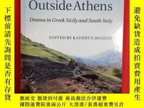 二手書博民逛書店Theater罕見outside Athens: Drama i