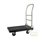 [ 家事達 ]  HD - 94748 日式DIY-塑鋼折疊手推車-100kg 特價 推車 台車 載物車