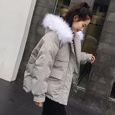 棉衣女短款2018新款冬裝韓版ins棉服面包服寬鬆bf學生棉襖外套女 台北日光