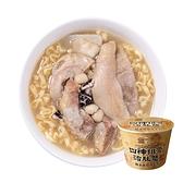 【小廚師慢食麵】四神排骨豬肚麵 (313g/桶)