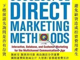 二手書博民逛書店Successful罕見Direct Marketing Met