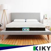【姬梵妮】傾城之戀護背三線高碳鋼彈簧床墊-雙人5尺