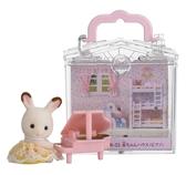 《 森林家族 - 日版 》嬰兒鋼琴提盒 / JOYBUS玩具百貨