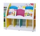 HY-743-3  童話紛彩櫃組-三層圖書櫃/幼教商品/兒童書櫃/兒童家具-單個