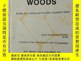 二手書博民逛書店英文原版罕見STRUCTURE OF TAIWANESE WOO