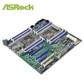 【綠蔭-免運】ASRock Rack 永擎EP2C612D16C-4L伺服器主機板