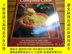 二手書博民逛書店THE罕見COMPLETE COOKY20470 Pat Jes