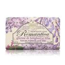 義大利 Nesti Dante 佛羅倫斯手工皂 托斯卡尼紫藤和紫丁香皂 250g【美人密碼】
