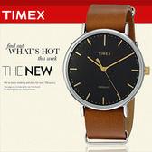 TIMEX 美國第一品牌 Waterbury INDIGLO 夜光指針錶 天美時 學院風 文青 TW2P97900