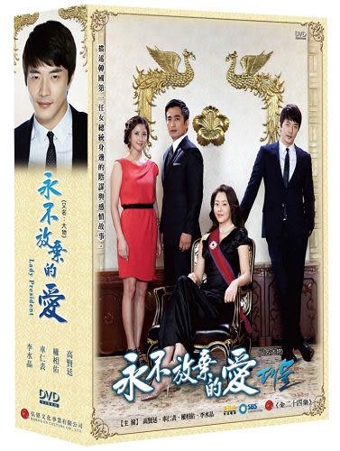 永不放棄的愛(大物) DVD [雙語版] ( 高賢廷/權相佑/車仁表/李水京 )