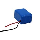 12V鋰電池組大容量動力行動手持設備筋膜槍12伏聚合物鋰電池 易家樂