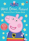 Peppa Pig:Well Done,Peppa! 佩佩豬貼紙奬勵書