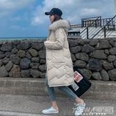 羽絨棉服女反季特賣棉衣女中長款棉襖韓版寬鬆新品潮冬裝外套『新佰數位屋』