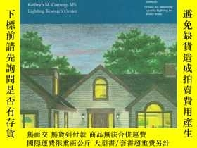 二手書博民逛書店The罕見Lighting Pattern Book for Homes-家庭照明模式手冊Y443421 Ru