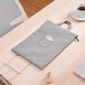 學生書袋手提補習袋補課袋兒童文件袋【極簡生活】